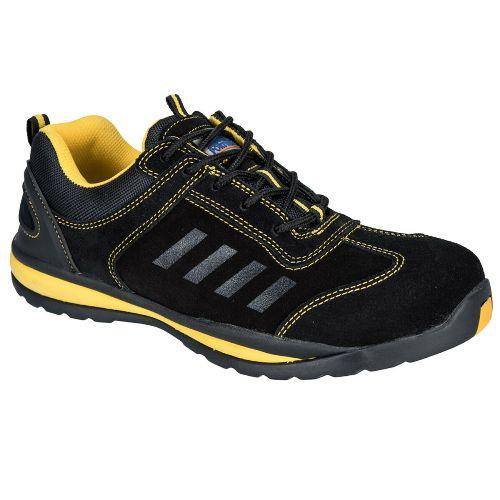 Portwest Protective Steel Toecap Safety Trainer S1P HRO