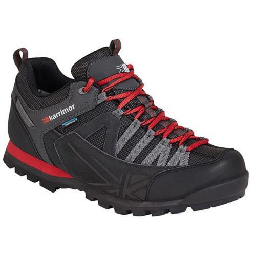 Mens Karrimor Weathertite Spike Low Rise Waterproof Hiking Boots