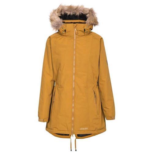 Ladies Trespass Celebrity Waterproof Padded Coat