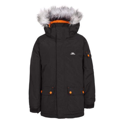 Trespass Boys Holsey Waterproof Parka Jacket