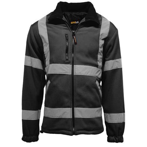 Standsafe HV022 Hi Vis Fleece Jacket