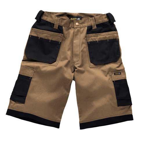 Standsafe WK020 Contrast Work Shorts